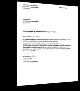 widerspruch-nebenkostenabrechnung-musterbrief