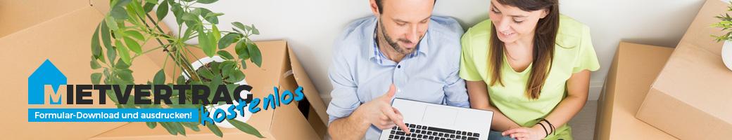 Mietvertrag Kostenlos: Formular-Download und ausdrucken!